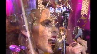 Danielle Dax Pariah Live, Camden Palace Theatre, September 30th, 1985