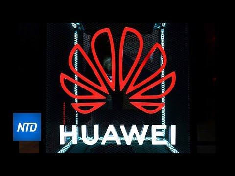 Huawei Carries 'Huge Potential Risks' For 5G In The UK I  #NTD