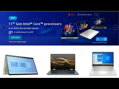 Hp 11th gen all upcoming laptops launched price specs and availability