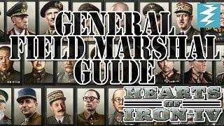 General/Field Marshal Tutorial + Ethiopia Exploit Hearts of Iron IV HOI4 Paradox Interactive