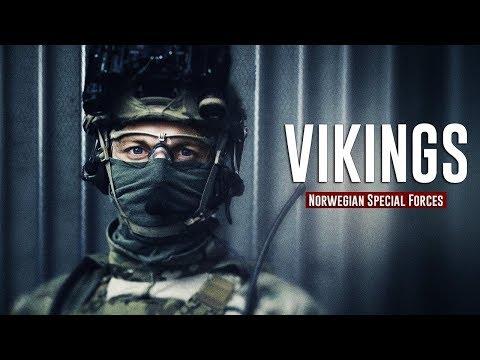 "Norwegian Special Forces 2018 / MJK,FSK /  "" We are Vikings """