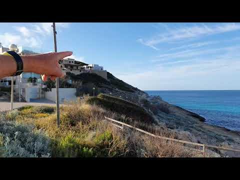 Cala Mesquida, Mallorca heute am 08.04.21