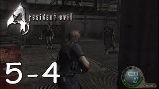 RESIDENT EVIL 4 NEW GAME PROFESIONAL SPEEDRUN 02:18:21 / NO GLITCHES / CAP 5-4