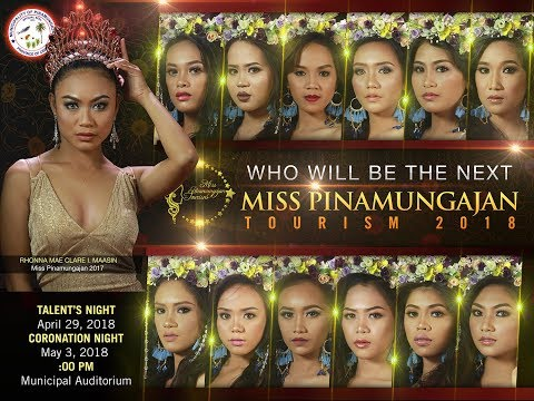 Miss Pinamungajan Tourism 2018 Video Teaser