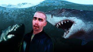GMOD SHARK ATTACK!!?!?!!?!?