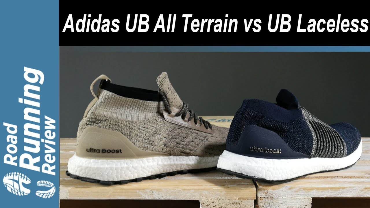 206cb3b783219 Comparativa Adidas Ultraboost All Terrain VS Adidas Ultraboost Laceless