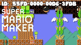 Super Mario Maker - P-Switch Rhythm