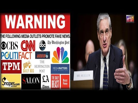 Mueller Issues WARNING To Reporters After Media Suffers EPIC Fail on FAKE NEWS Over Trump Lawyer