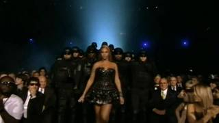 Beyoncé Knowles AKA Darth Fierce Preconditions You For A Police State