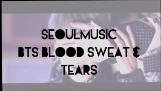 [SPEDUP+ECHO+AMP] BTS 방탄소년단 - Blood Sweat & Tears '피 땀 눈물'