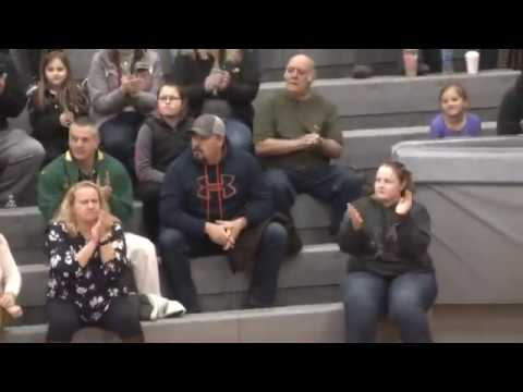 NAC - AuSable Valley Girls C S-F  2-26-18