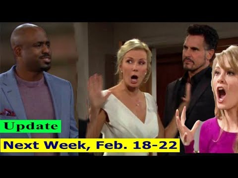 Full Update Spoilers | Next Week, Feb. 18-22th | The Bold and The Beautiful Spoilers | February-2019