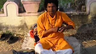 Bengal Folk Singer-Baul - mystic minstrel in Santiniketan,India