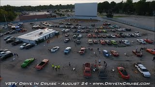 Join Us At The 3rd Annual V8TV Drive In Cruise Car Show Event!