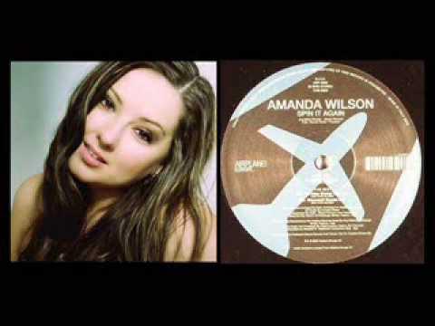 Amanda Wilson - Spin It Again