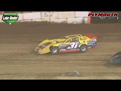 Plymouth Speedway Feature Aug 5
