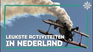 DE LEUKSTE ACTIVITEITEN IN NEDERLAND! | Wander List #46
