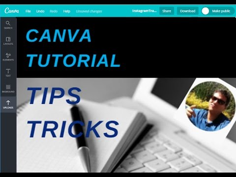 How To Design Graphics For Free Without Photoshop Using Canva