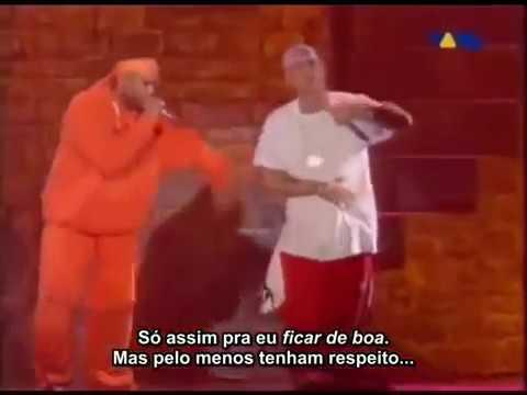 Eminem - The Way I Am (LIVE)  [Legendado]
