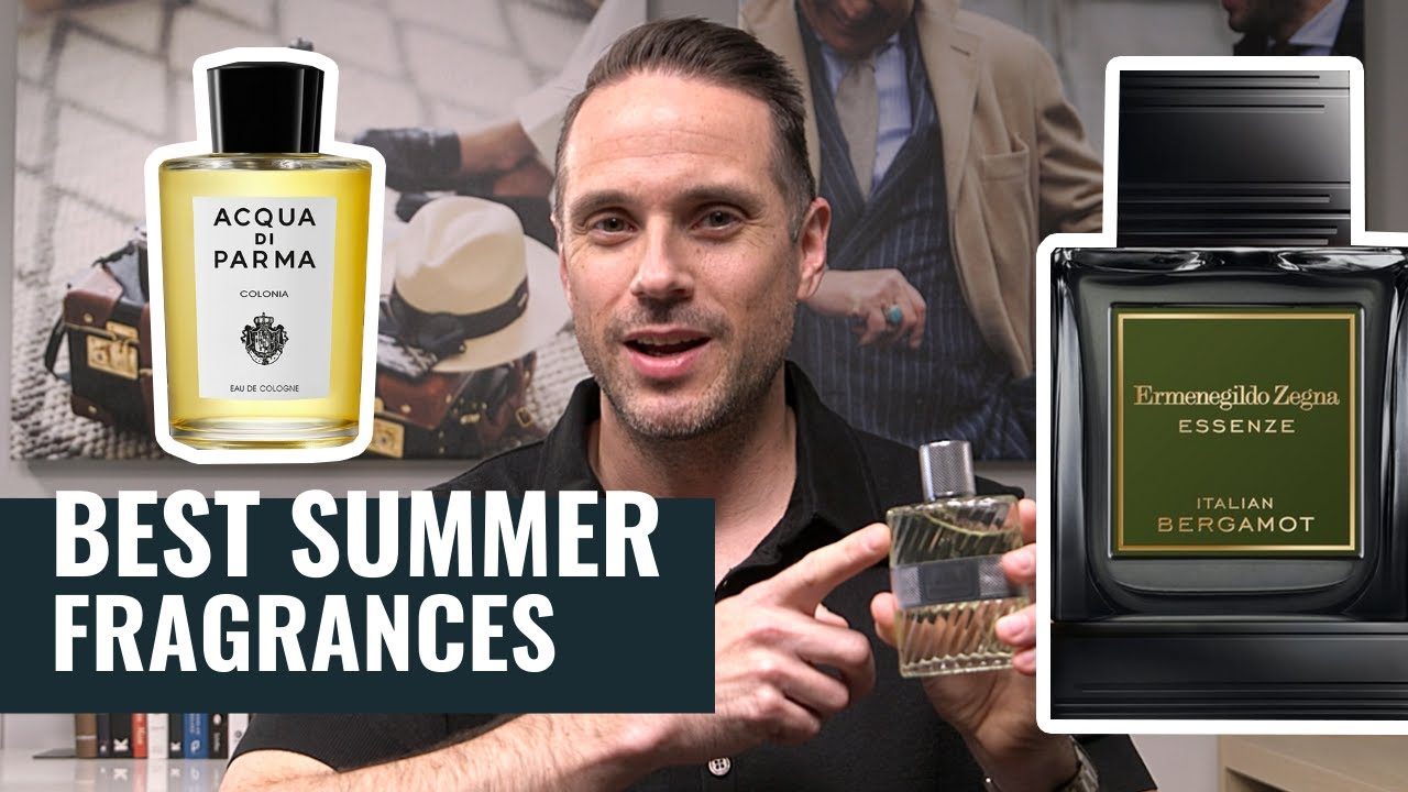 Top 10 Best Citrus Summer Fragrances | Most Complimented Fragrances