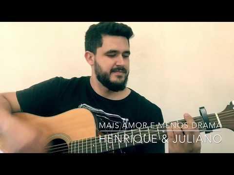 Luizinho All Songs - Mais Amor E Menos Drama -  - Henrique & Juliano