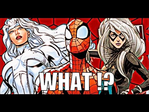 BRIEF HISTORY OF SILVER SABLE AND BLACK CAT! and Their Spin-Off