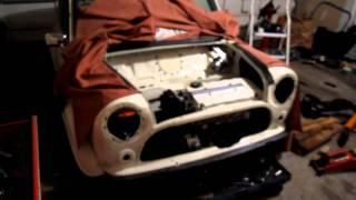 Building a Vtec Mini - Engine Installation