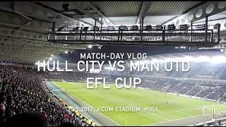 Hull City Vs Manchester United Away Match-day Vlog (Songs & Lyrics Included)