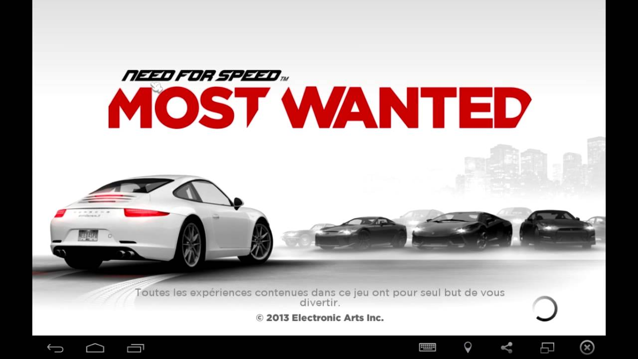 how to play nfs most wanted