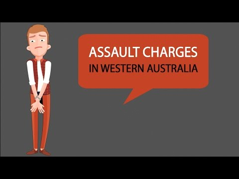 Assault Charges in Western Australia I Go To Court Lawyers