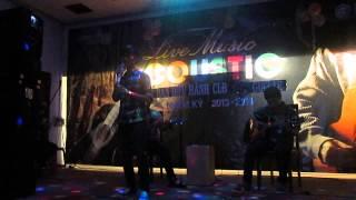 """"""" Acoustic III""""-Nhớ mùa thu hà hội- Guitar Nông Lâm Huế- Trần nguyên Hùng, Thiên Tình, Gia Nguyễn"""