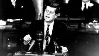 John F. Kennedy - Čelíme celosvětové bezohledné konspiraci (CZ sub)