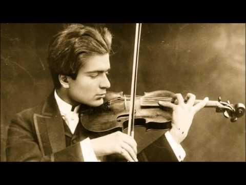Beethoven Violin Concerto (B.Huberman/Szell 1934)