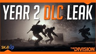 The Division | News Update Featuring ETF II, Year 2 DLC Leak and Ghost Recon Wildlands Beta News!
