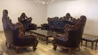 Furniture Ruang Tamu Yang Elegant, Terbaru 2018 Hp.wa082330302593