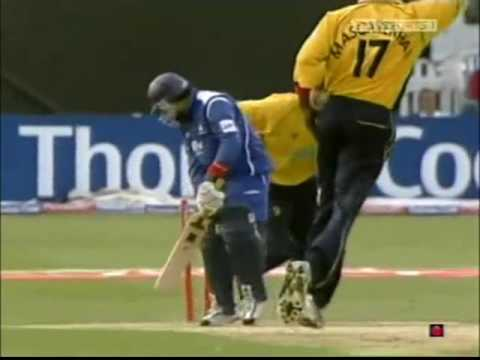Sussex v Hampshire twenty20 Cup Cricket 2004