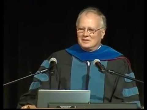 Don Bibeault Commencement Address