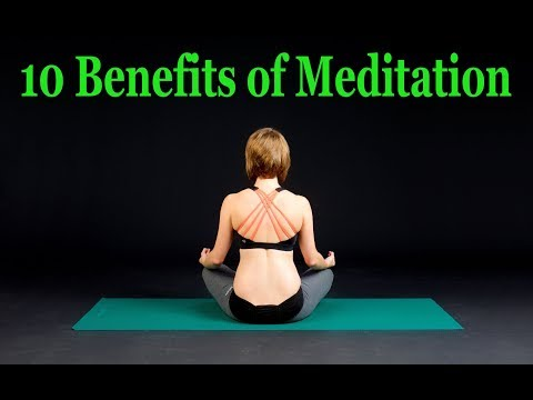 10 Benefits of Meditation for Beginners