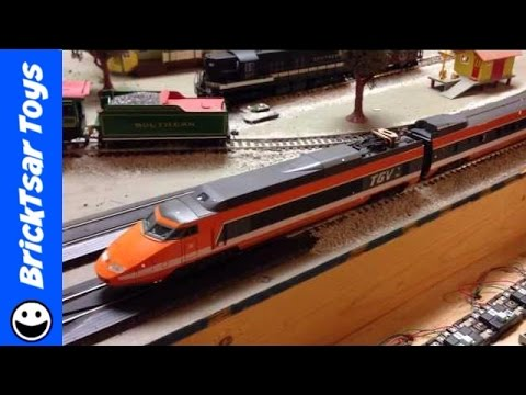What's In the Box? From eBay a HO Scale Lima TGV High Speed Train