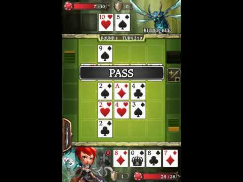 [Android] Swords and Poker Adventure