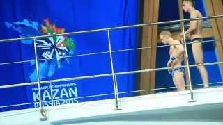 Дневники Чемпионата Мира 2015. 26 июля. Прыжки в воду (KAZAN 2015 TV)