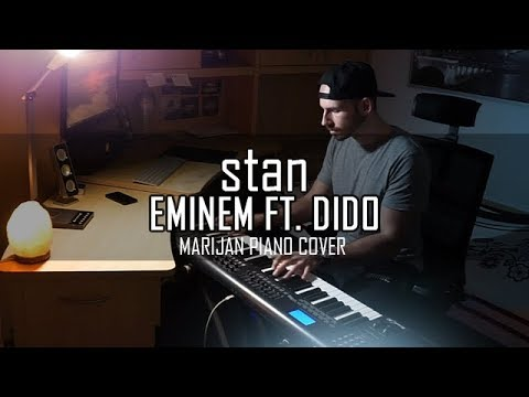Eminem ft. Dido - Stan | Piano Cover + Sheets