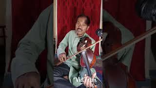 # Chand jaise mukhde pe, violin instrumental# Violin Tutorial# By Gouranga Mallik.