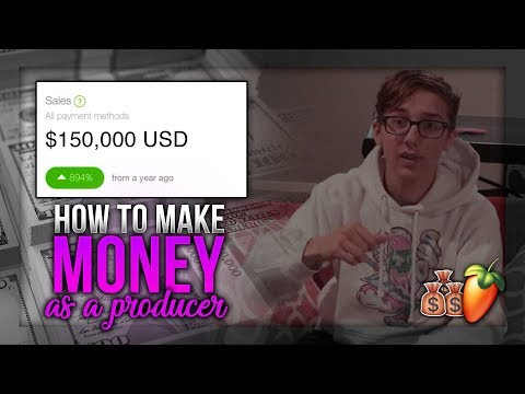How You Can Make Six Figures as a Music Producer