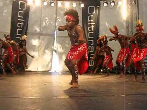 Tabam Ramu West Papua Dance Group