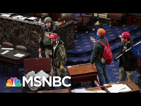 Report: Some Democrats In Congress Are Worried Their Colleagues Might Kill Them | All In | MSNBC