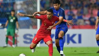 Thailand vs Indonesia (AFF Suzuki Cup 2018: Group Stage Extended Highlights)