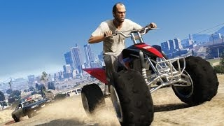 GTA V-Epic Mission! Thumbnail
