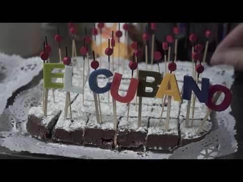 Inauguración del Bar El Cubano (Barcelona)