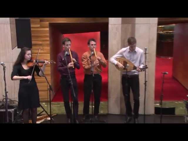 Korinda zenekar - Szerba (MüPa)